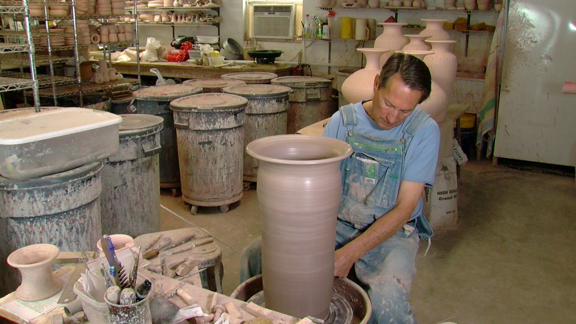 Small Business Spotlight: Seagrove potters work to keep businesses going despite coronavirus pandemic