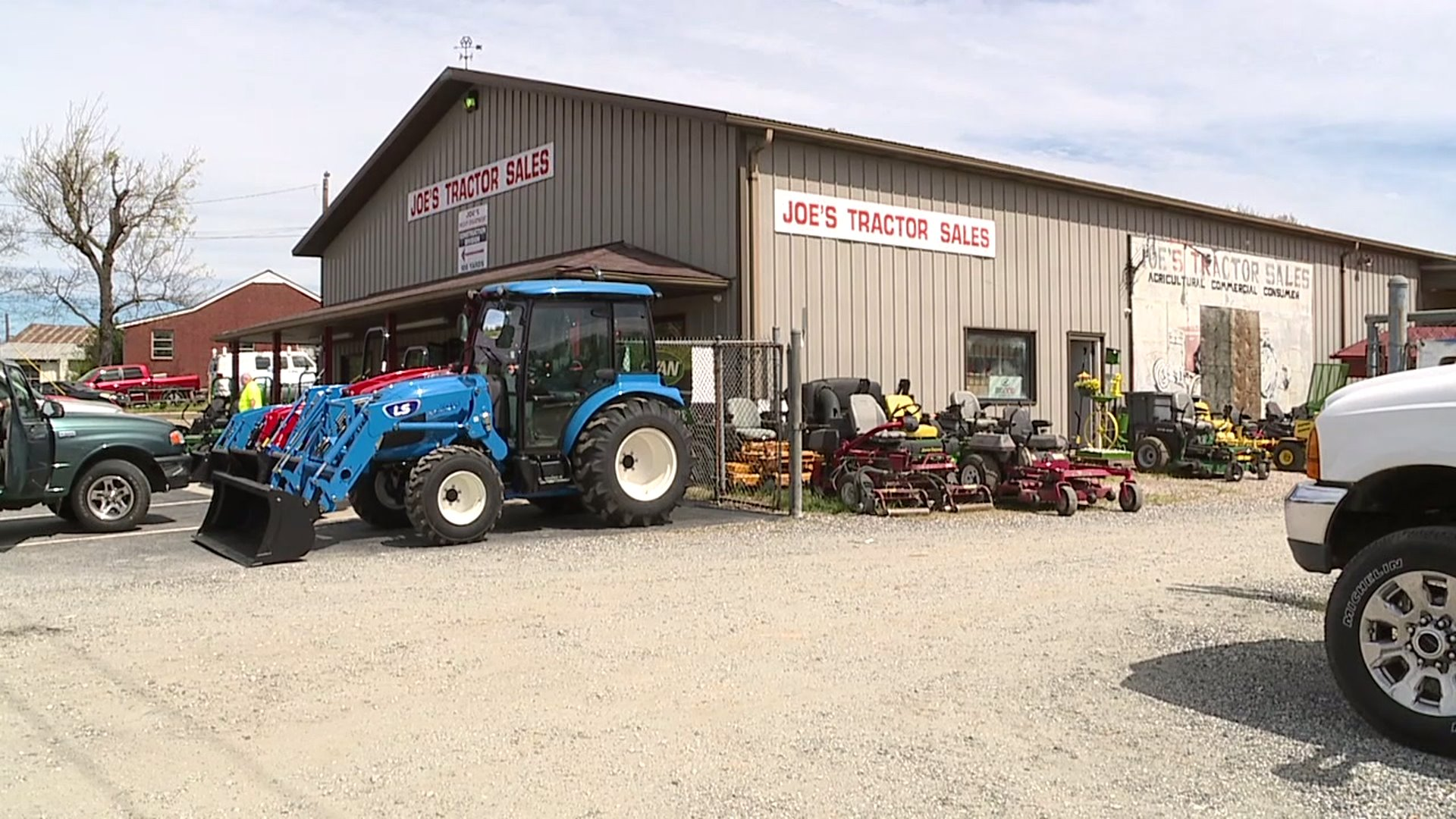 Small Business Spotlight: Joe's Tractor Sales