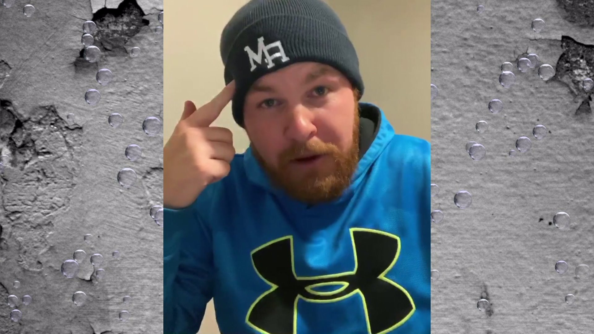 Mount Airy teacher makes rap music video to inspire students amid stay-at-home order.