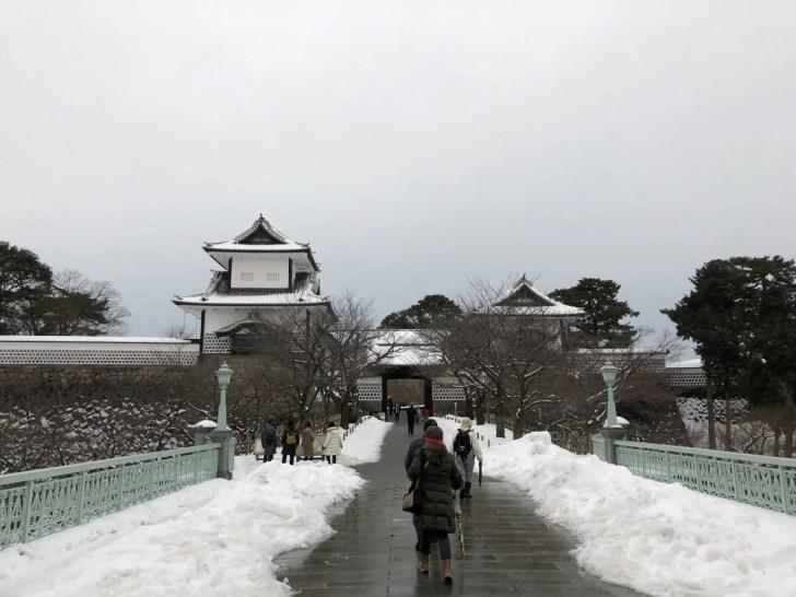 1日ですべて周れます!兼六園→金沢城→金沢21世紀美術館