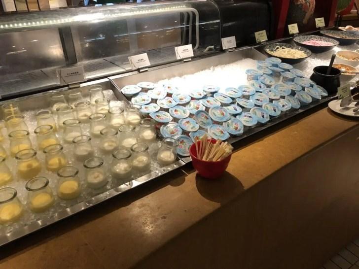 シャングリ・ラホテル台南で朝食ビュッフェをいただきました!