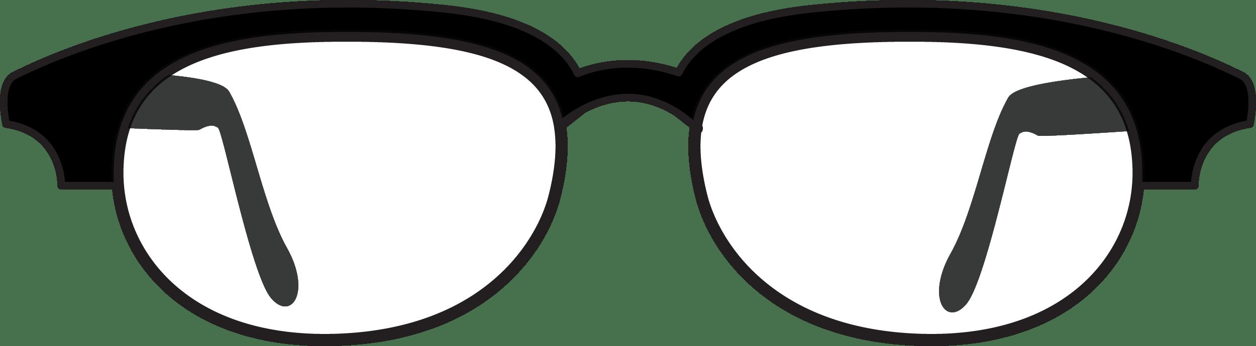 Designer Glasses PNG
