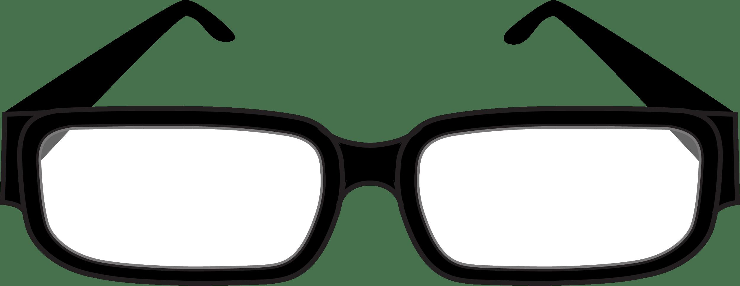 Formal Glasses PNG
