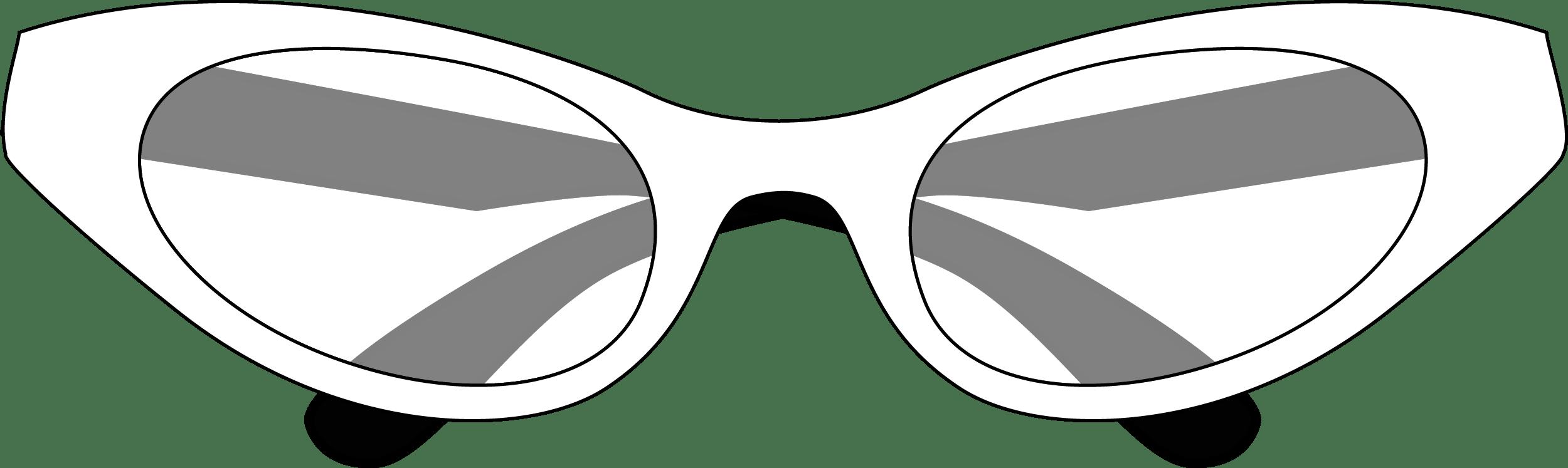 Girls Glasses PNG