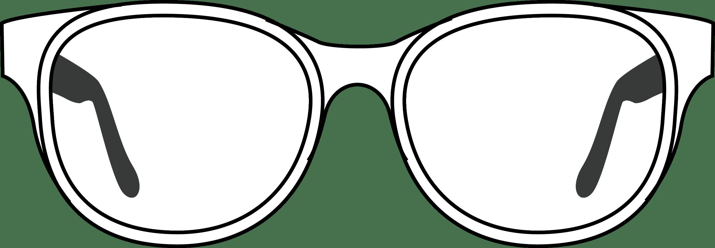 Goggles Classic Glasses PNG 85