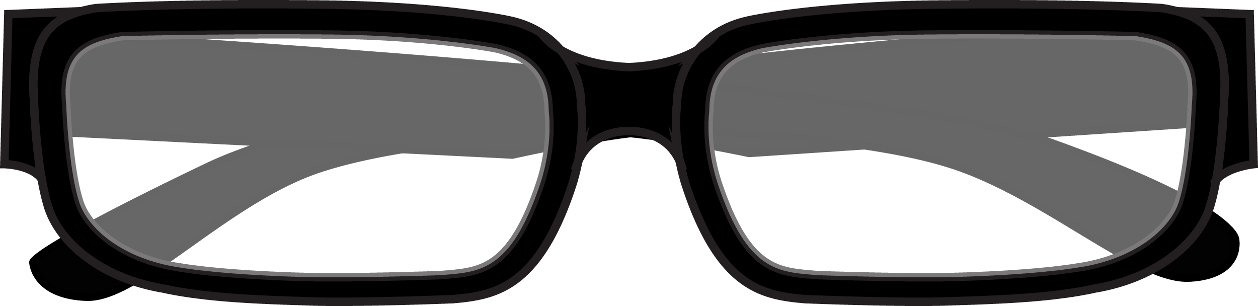 Reading Glasses PNG 25