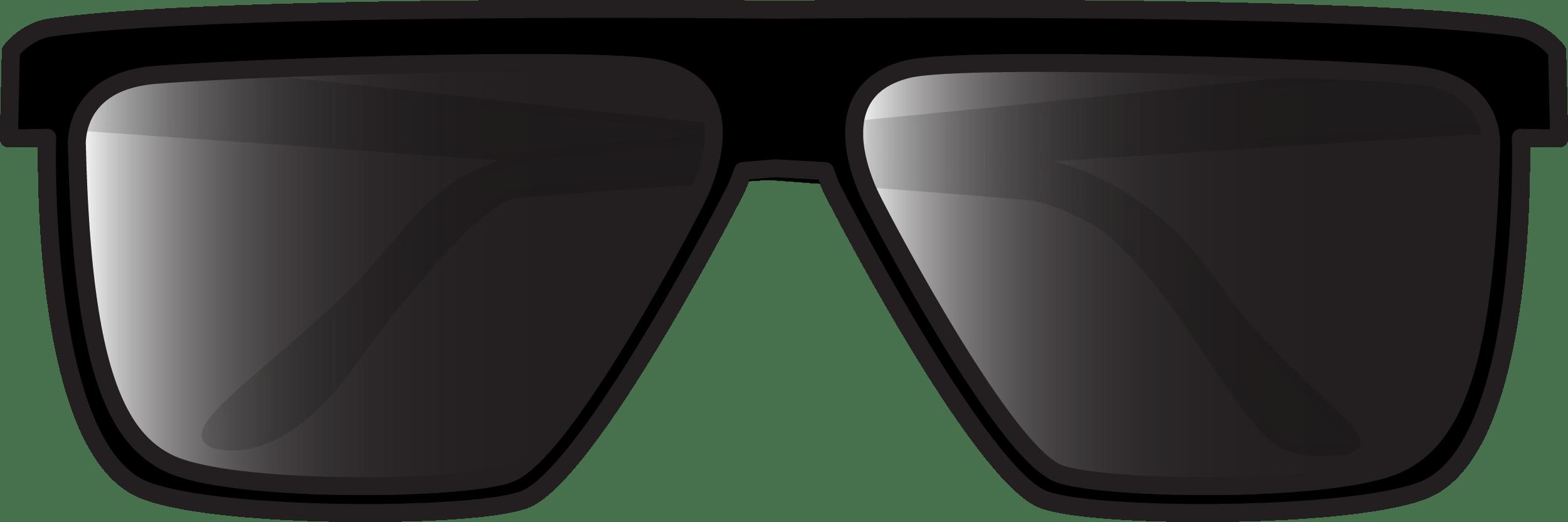 Shiny Glasses PNG