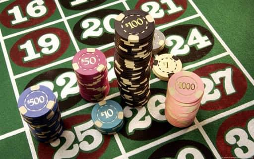 インサイドベットの賭け方の特徴