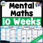Mental Maths Grade 4 and 5