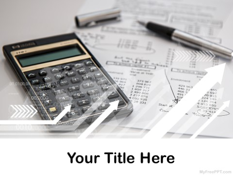 Free Accounting PPT Template
