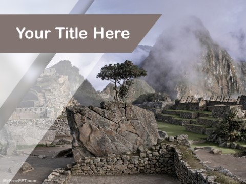 Free Ancient Civilization PPT Template