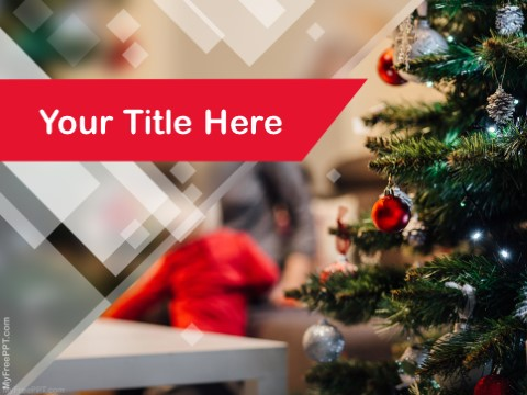 Free Christmas And Holiday Season PPT Te