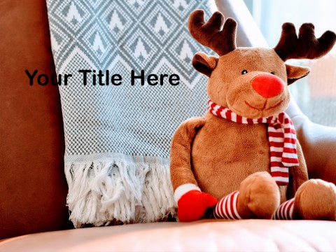 Free Christmas Toys PPT Template