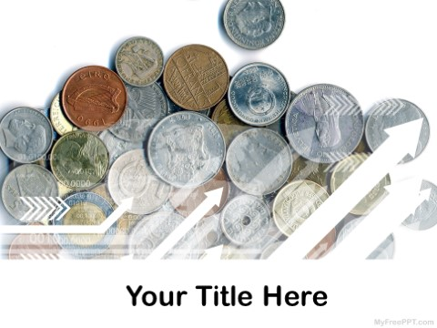 Free Coin Collection PPT Template