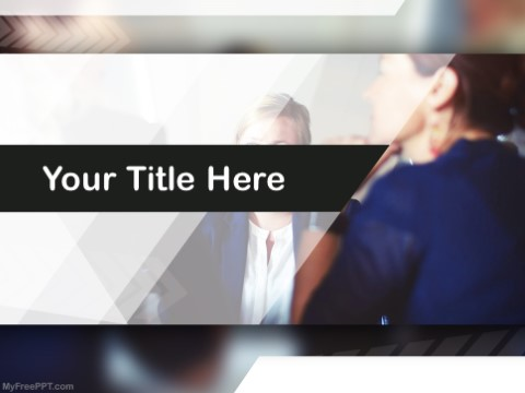 Free Consultation PPT Template