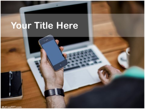 Free Earn From Home PPT Template