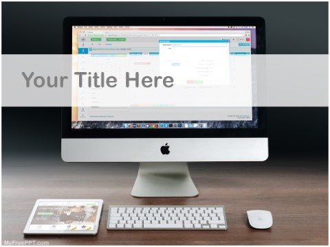 Free Freelancing PPT Template