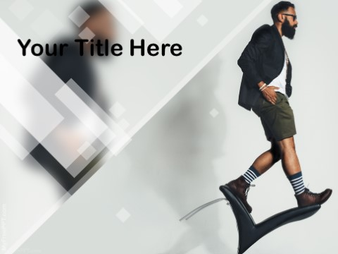 Free Hipster PPT Template