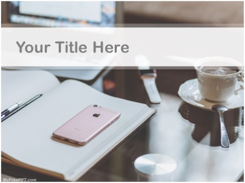 Free Home Based Business PPT Template