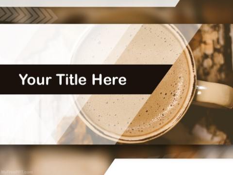 Free hot chocolate espresso coffee ppt template download free free hot chocolate espresso coffee ppt t toneelgroepblik Choice Image