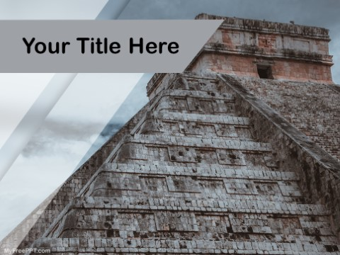 Free Mayan Civilization PPT Template