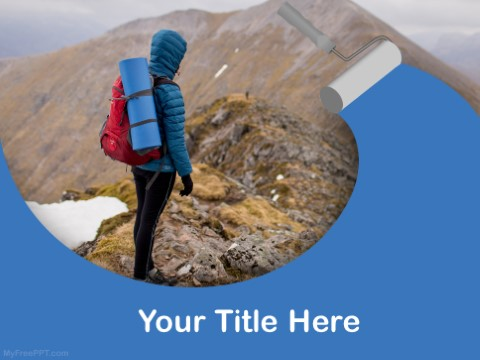 Free mountain climbing ppt template download free powerpoint ppt free mountain climbing ppt template toneelgroepblik Gallery