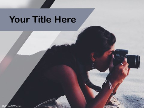 Free Nature Photography PPT Template