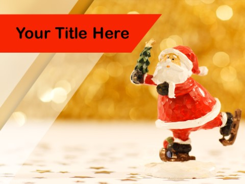 Free Santa Clause PPT Template