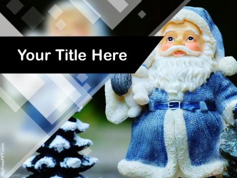 Free Santa PPT Template