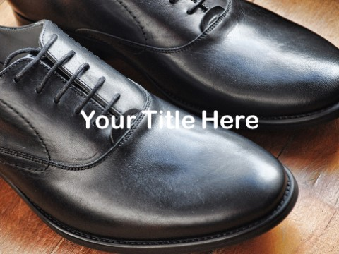 Free Shoes PPT Template