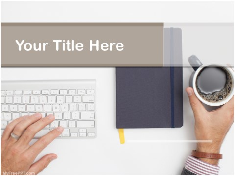 Free Task Management PPT Template