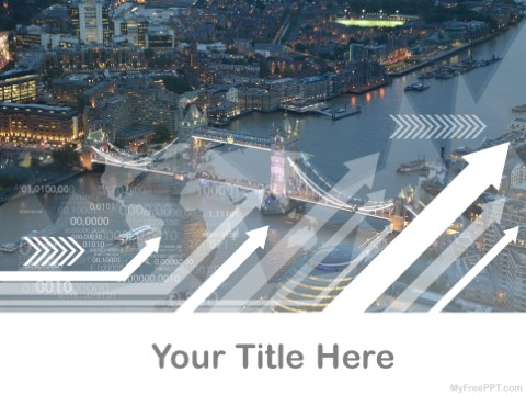 Free Tower Bridge Of London PPT Template