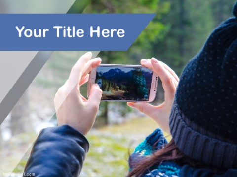 Free Wildlife Photography PPT Template
