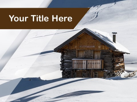 Free Winter PPT Template