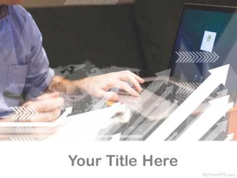 Free Writer PPT Template