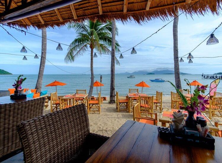 Тайландтың ең жақсы курорттары - Самуи