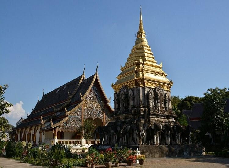 Тайландта демалыңыз - Чианг