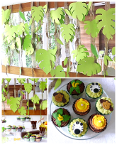 Jungle - Decoration