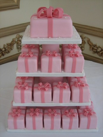 Pink Little Cake