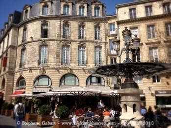 Bordeaux cafés