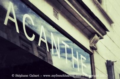 Melanie's favorite shop!