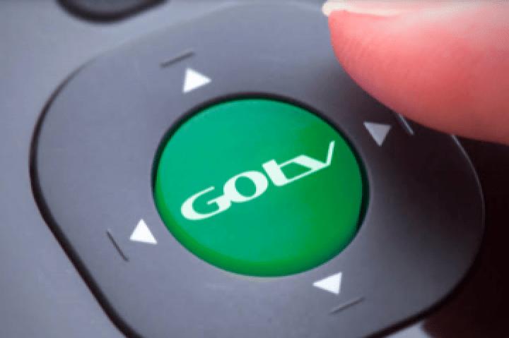 GOtv remote control