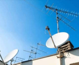 Aligned spectrum antenna