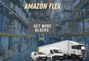 Amazon flex block grabber