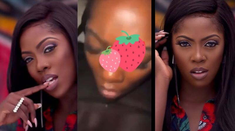 [Watch video]–Tiwa Savage trends after the release of her alleged @dūlt video