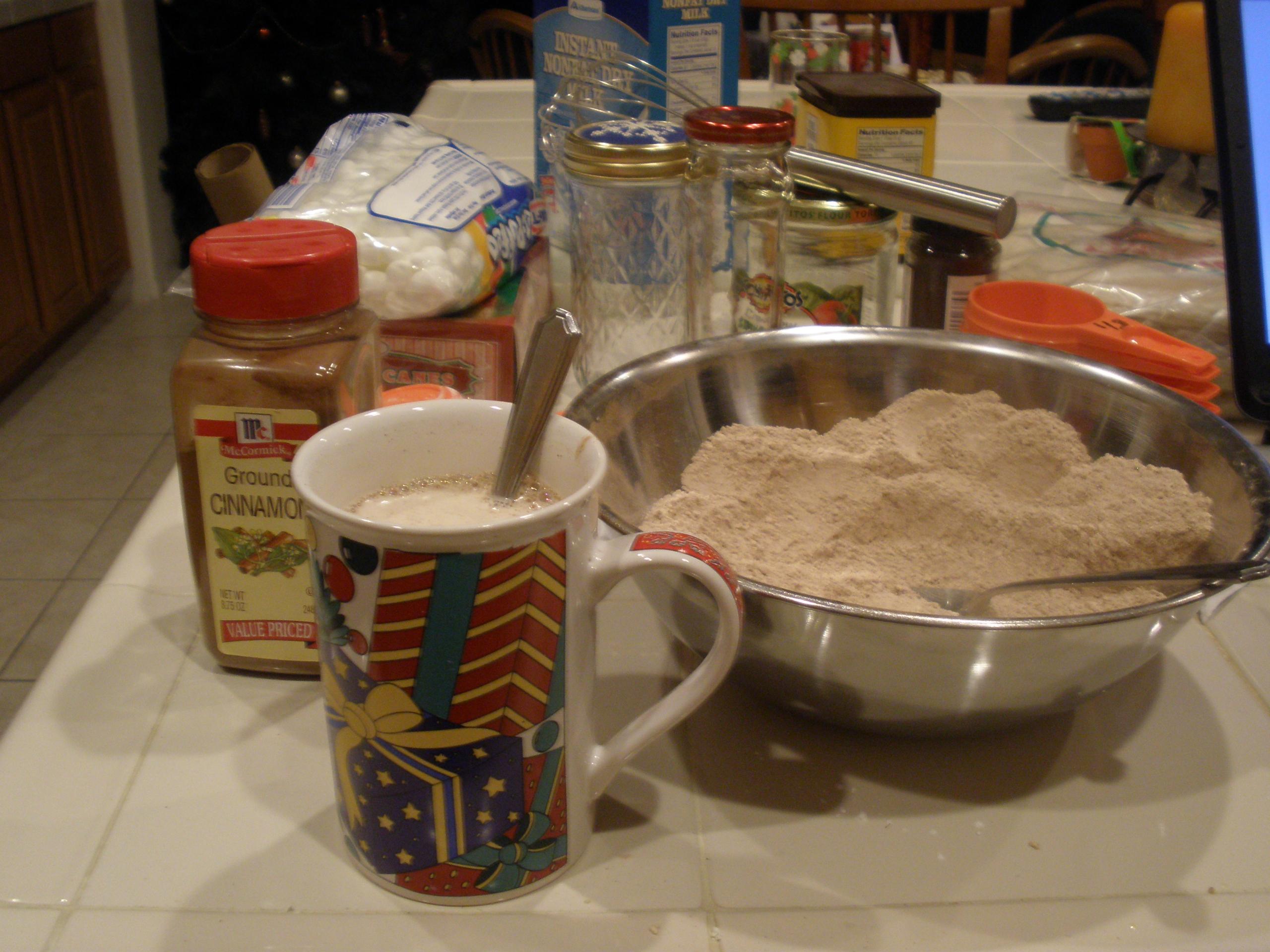 DIY Hot Chocolate