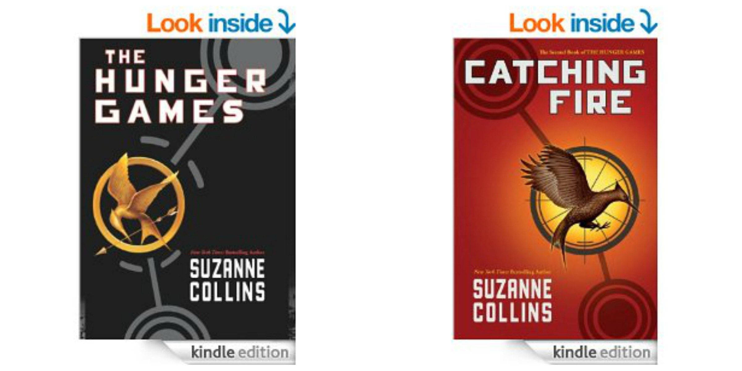 Catching Fire Kindle