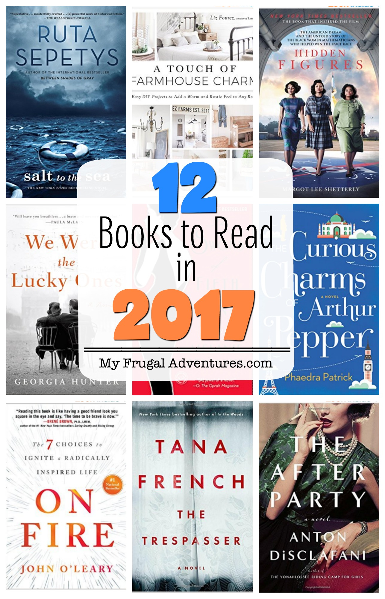 Books To Read In