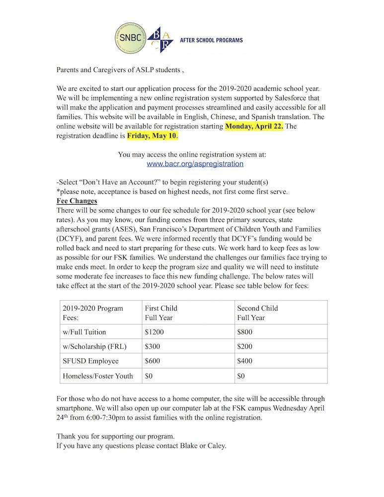 Sfusd Winter Break 2020.Fastest Internment April Scott Sfusd