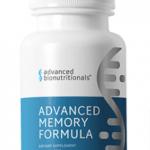 Advancedmemoryformul